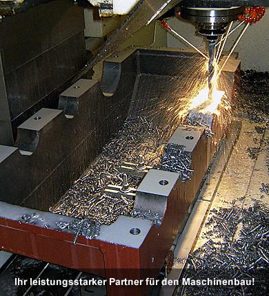Ihr leistungsstarker Partner für den Maschinenbau